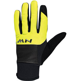 Northwave Power 3 Gel Pad Gloves black/yellow fluo